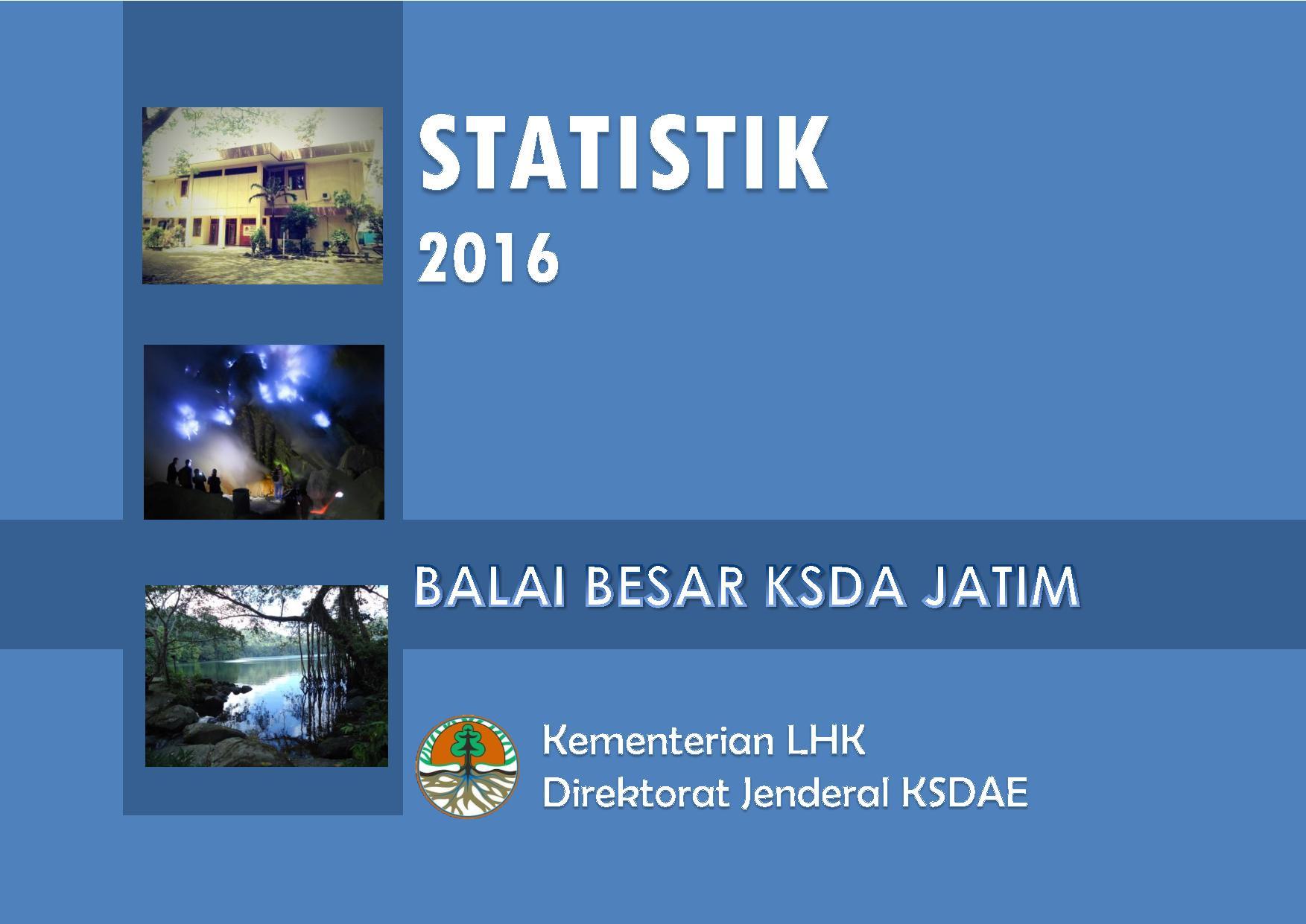COVER STATISTIK 2016