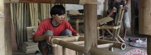 klhk selamatkan bambu